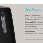 Watch MKV and AVI movies on Moto X Pure Edition