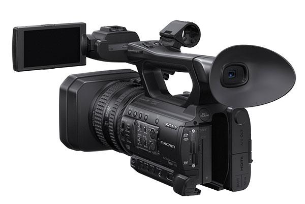 Sony HXR-NX100 XAVC S to Avid