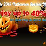Pavtube Blu-ray/DVD Ripper Halloween Coupon