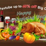 Pavtube Thanksgiving Coupon – Up to 40% OFF Discount