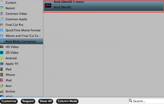 avid mac format Make Yuneec Typhoon Q500 video editable in DaVinci Resolve