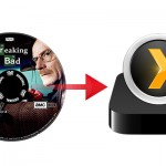 How to Rip TV Series DVD to Episodes for Plex?