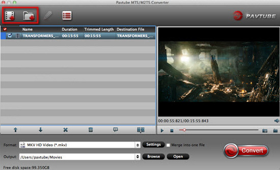 The Best Way of Converting Sony Z7 M2TS to Final Cut Pro X