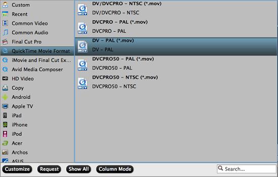 quicktime format mac converter Make Parrot Bebop Drone videos Playable on Mac/Windows