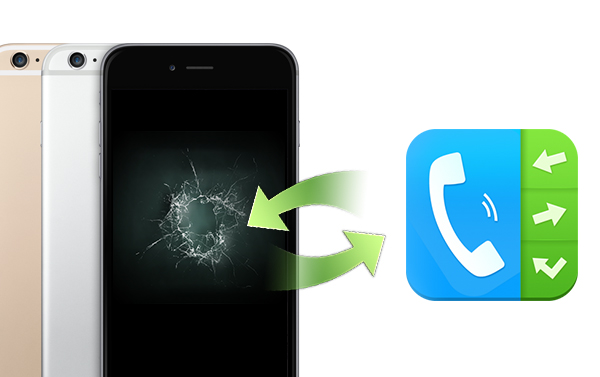 recover call history  How to Recover Call History from Broken iPhone 5 Without Backups?