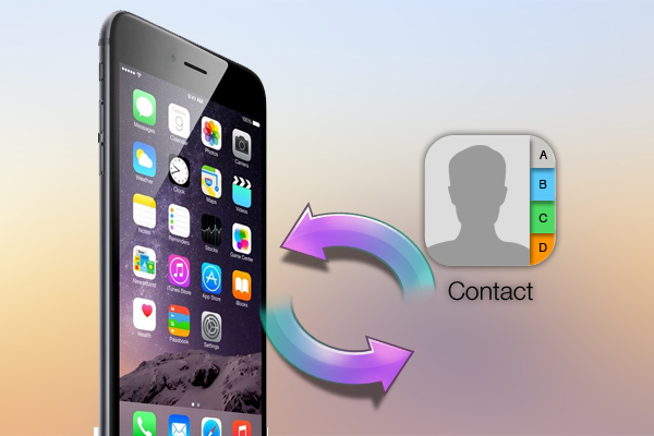 recover contacts How to Recover Lost Contacts from Stolen iPhone 6S?