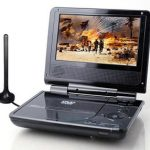 Why won't my Portable DVD Player play DVD discs?