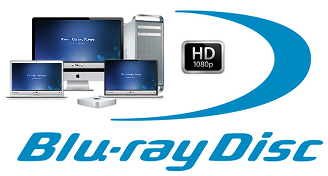 Blu-ray to Mac