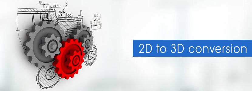 Convert 2D to 3D