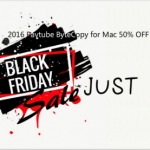 50% OFF Pavtube ByteCopy for Mac/Windows Coupon at Black Friday 2016
