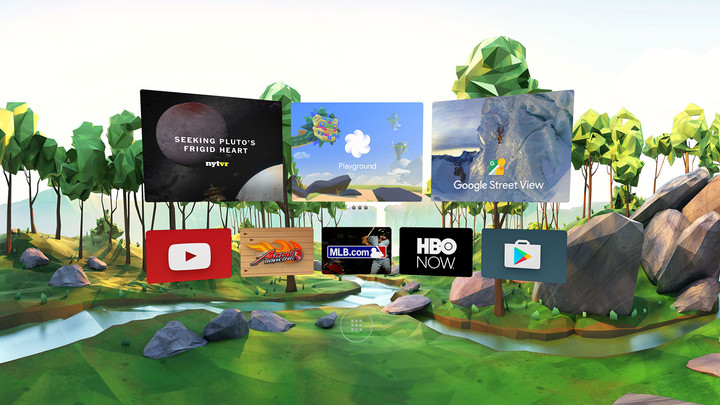 Watch 3D on Google Daydream VR