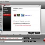 Pavtube Video Converter Ultimate Up to 4.9.0.0 Supporting H.265 NVIDIA CUDA & AMD APP Acceleration